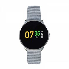 Oclock SN52 Silver Smart Watch Akıllı Saat